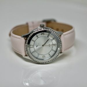 Elegant Pink Time Piece